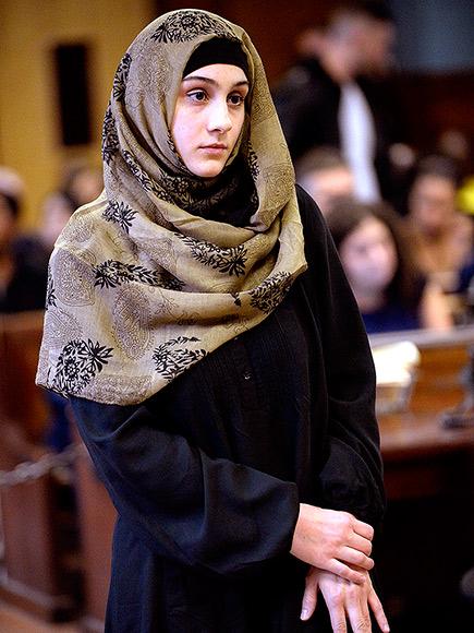 Boston Marathon Bombing Suspects' Sister Faces New York Judge