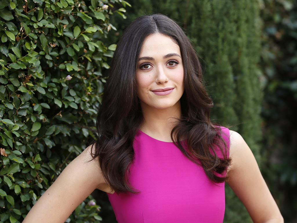 Emmy Rossum Ate 7 Cakes for Her Birthday