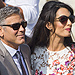 Amal Alamuddin 'Was Looking for Mr. Perfect' When She Met George Clooney, Bride's Friend Shares at Wedding