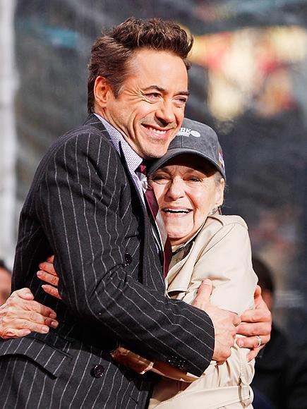Robert Downey Jr. Memorializes His Mother on Facebook