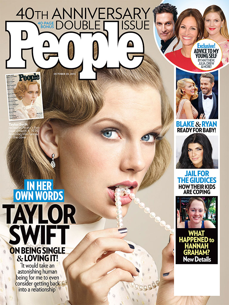Taylor Swift: All About Her New Life