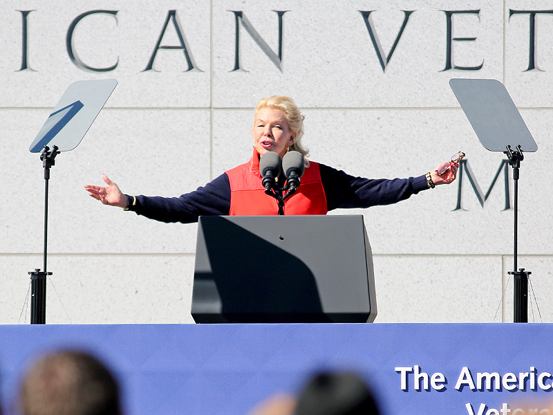 Thousands Attend Opening of First Memorial for Disabled Veterans in Washington, D.C.
