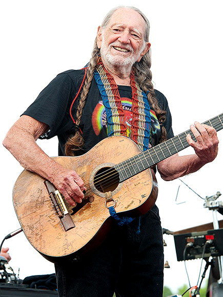 Willie Nelson's Hair Braids Sell for $37,000 at Auction