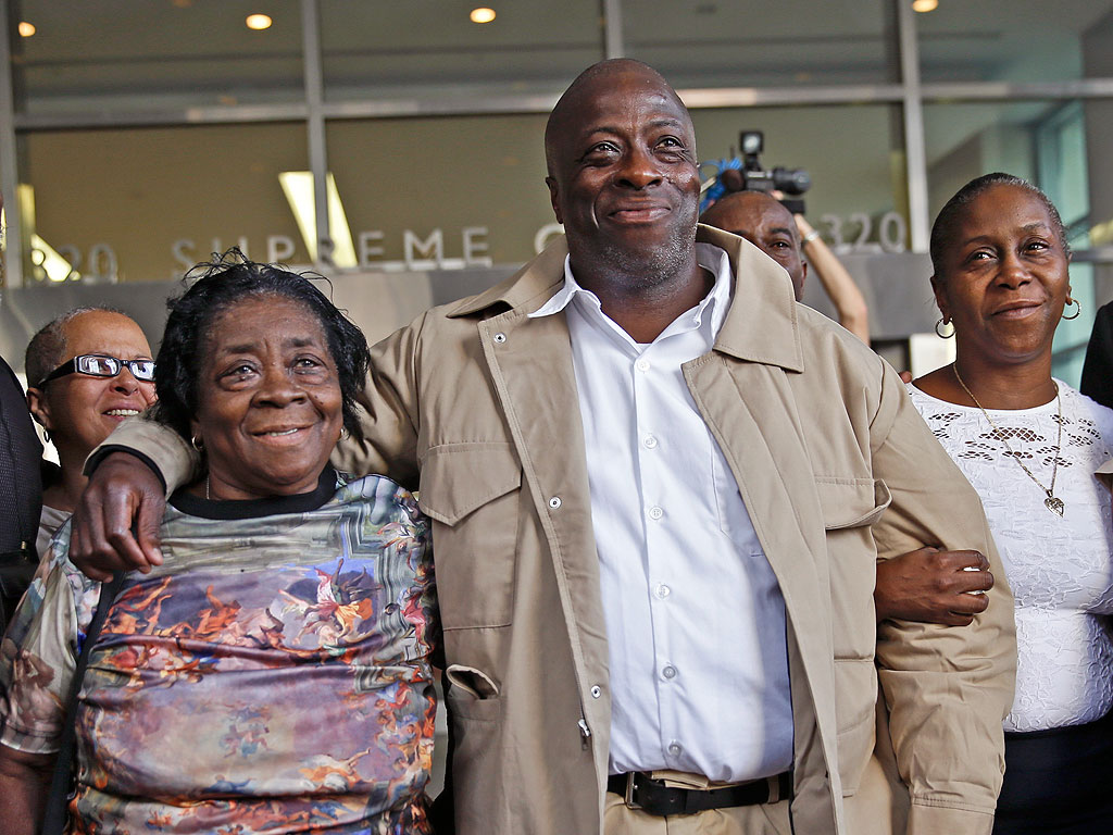 Brooklyn Man David McCallum Exonerated and Freed After 28 Years in Prison