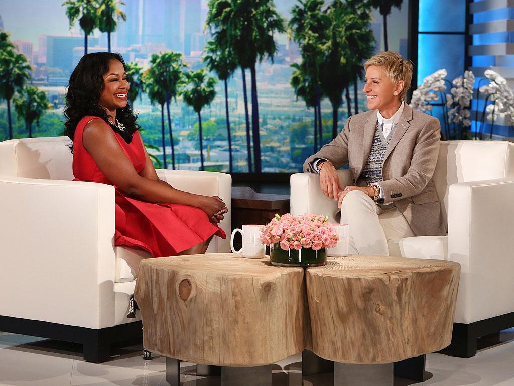 PHOA Phaedra Parks Talks Divorce, Kids on Ellen