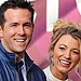 Ryan Reynolds on Fatherhood: I&