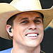 Dustin Lynch Injured by Flying Can of Beer; Requires Stitches