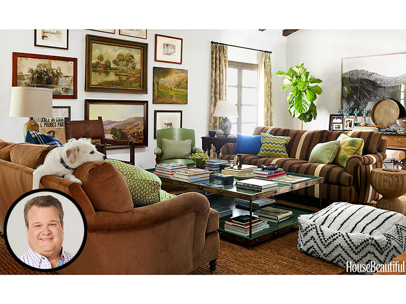 Eric Stonestreet's House: See His Hollywood Hacienda (PHOTOS)