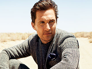 Matthew McConaughey on Getting Married: 'I Had to Really Want To'