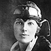 Fragment of Amelia Earhart&#