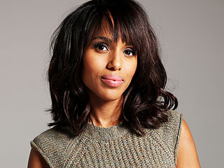 How Kerry Washington Is Taking a Stylish Stand Against Domestic Violence