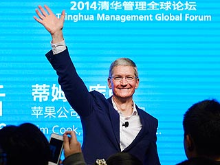 Apple CEO Tim Cook Proudly Announces He's Gay
