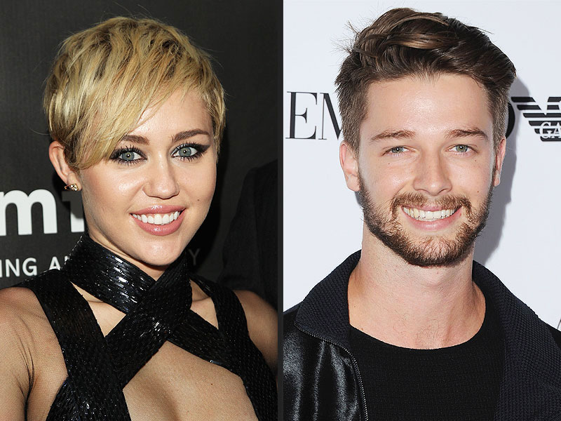 Is Miley Cyrus Dating Patrick Schwarzenegger?