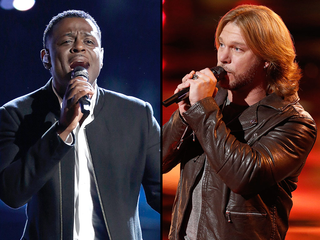 The voice recap damien amp craig wayne boyd tops as live playoffs begin