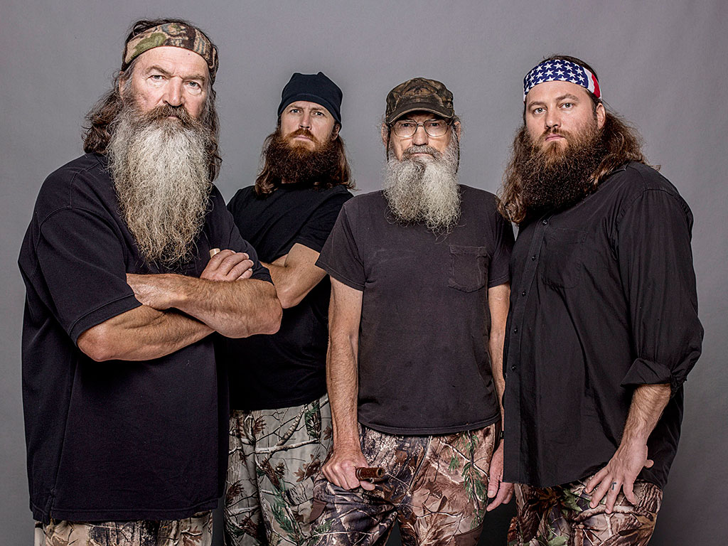 the Duck Dynasty Clan: Their Own Las Vegas Show : People.com Mobile