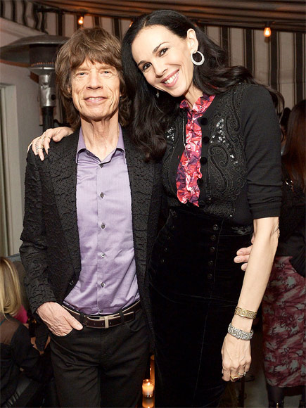 Mick Jagger Grieving L'Wren Scott, The Rolling Stones Rally Around Him