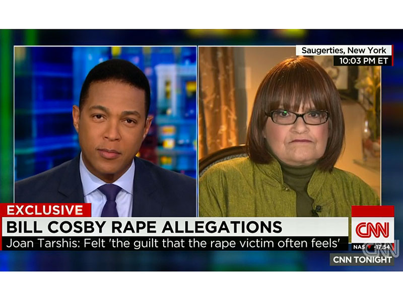 CNN's Don Lemon Apologizes After Telling Bill Cosby Accuser How to Avoid Rape