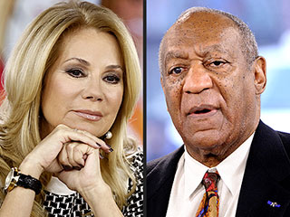 Kathie Lee Gifford on Bill Cosby Allegations: 'I Never Saw It Personally'