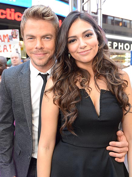 derek hough says its best to finish first or fourth on