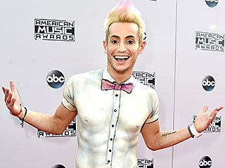 You'll Never Guess What Frankie Grande Wore to the AMAs