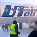 Siberian Passengers Get Out and Push Plane in Minus-61 Degrees