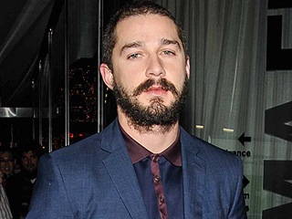 Shia LaBeouf Says Visitor 'Raped' Him During His #IAMSORRY Art Project