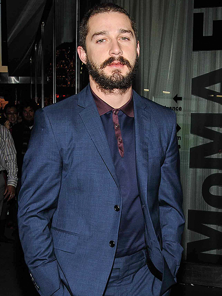 Shia LaBeouf Gives 'Complex Magazine' Interview In Poetic Form
