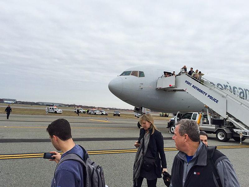 American Airlines Plane American Airlines Plane Deemed