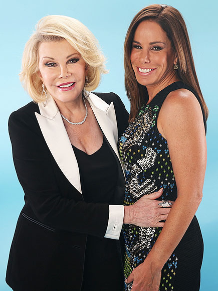 Melissa Rivers Writes Tribute to her Mother Joan Rivers: 'The Book of Joan'
