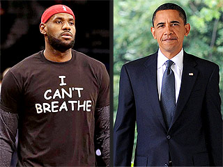 President Obama: More Sports Stars Should Speak Out on Social Issues