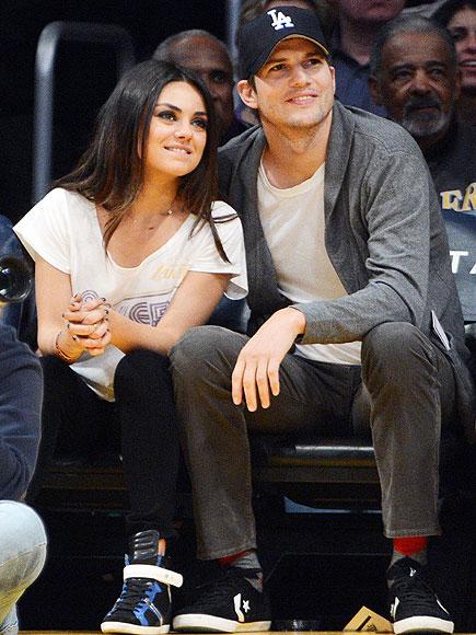 Ashton Kutcher & Mila Kunis Married? Couple Posts Cryptic Facebook Photo