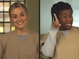 VIDEO: The Orange Is the New Black Cast Takes On the '12 Days of Christmas'