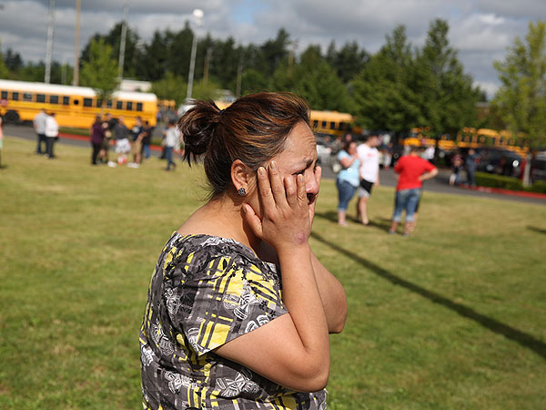 Oregon School Shooting Leaves Two Dead