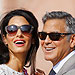 First Look:  Inside George and Amal's Romantic Venetian Wedding | Amal Alamuddin, George Clooney