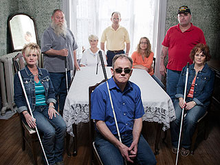 Meet the Family Coping with 7 Generations of Blindness