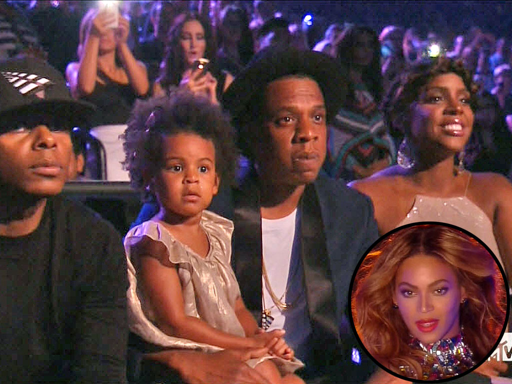 VMAs 2014: Beyonce and Jay Z Bring Blue Ivy