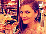 Eat, Drink, Party On at the Globes! | Drew Barrymore