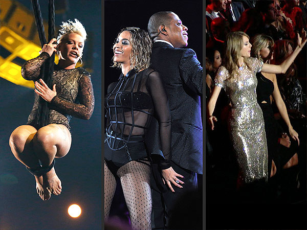 grammys 2014 what was the performance of the night