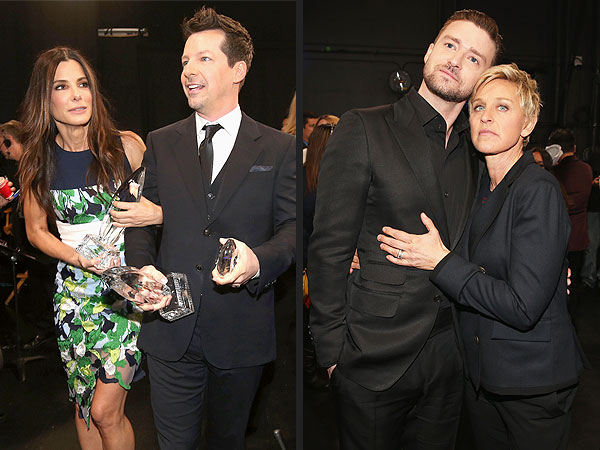 People's Choice Awards 2014: Top 5 Moments