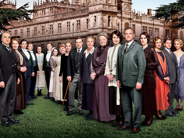 PEOPLE's TV Critic on Downton Abbey Season 4: The Old House Is Starting to Creak