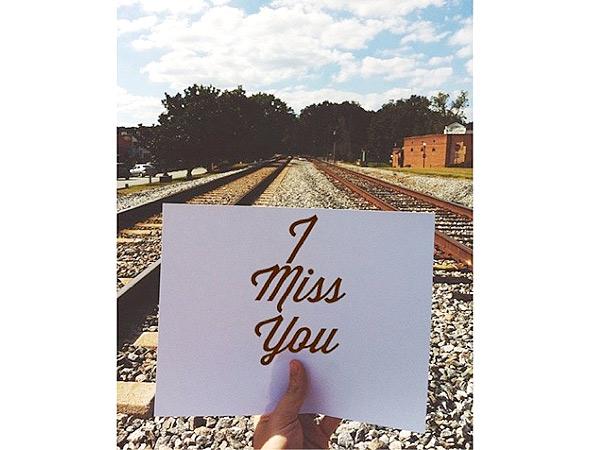 Boyfriend creates secret Instagram account for his long distance girlfriend