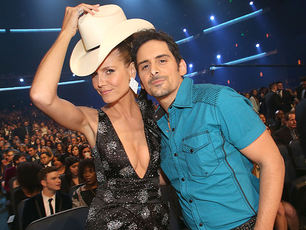 Brad Paisley's Hat on Nina Dobrev, Naya Rivera, Others