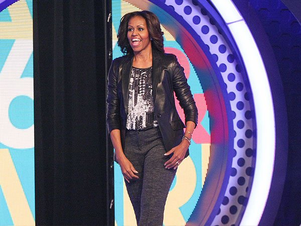 Michelle Obama Turns 50 and Flaunts It – with Her AARP Card