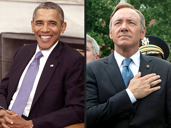 President Barack Obama Tweets About House of Cards Spoilers