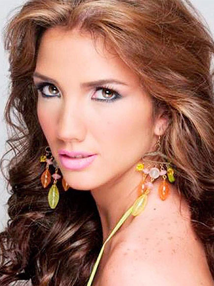 Genesis Carmona Venezuela Beauty Queen Dies in Anti-Government Protest