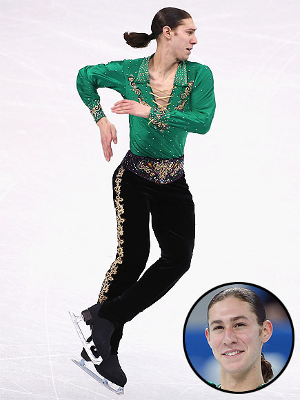 Jason Brown's Ponytail Gets Its Own Twitter