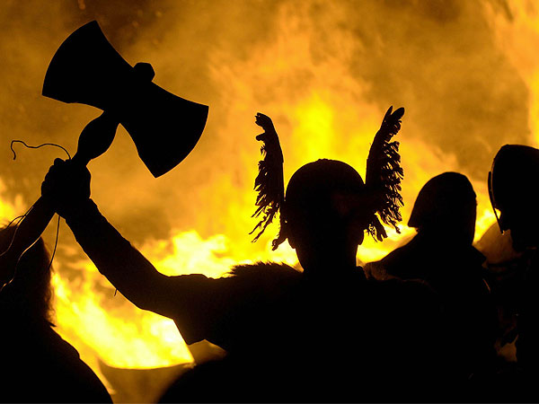 Ragnarok, Viking Apocalypse, To Take Place February 22