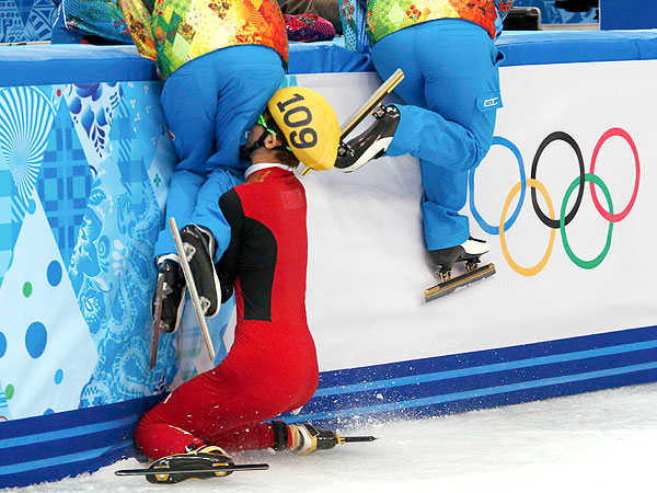 Winter Olympics 2014: See the 17 Worst Crashes at the Sochi Olympics