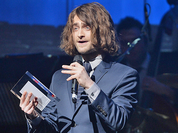 Daniel Radcliffe Grows Out Hair for Frankenstein