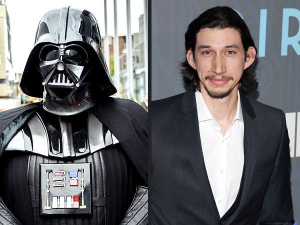 Adam Driver in Talks with New Star Wars Movie